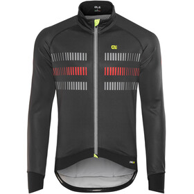 Alé Cycling PRR 2.0 Strada Jacket Men Black-Red